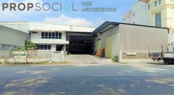 Factory For Sale in Surian Industrial Park, Kota Damansara Freehold Unfurnished 0R/3B 4.1m