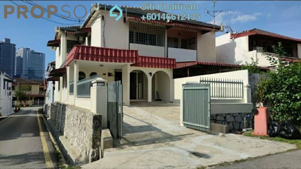 Terrace For Sale in SS21, Damansara Utama Freehold Unfurnished 4R/3B 1.2m
