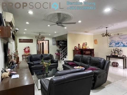 Terrace For Sale in Bayu Damansara @ PJU 10, Bandar Utama Freehold Semi Furnished 4R/4B 1.7m