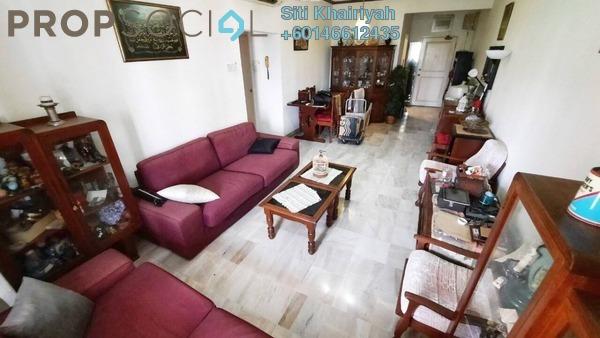 Condominium For Sale in Sunway Sutera, Sunway Damansara Freehold Semi Furnished 3R/2B 489k