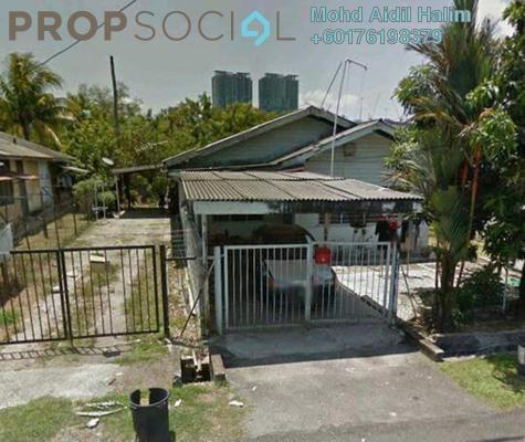 Land For Sale in Taman Keramat, Setiawangsa Freehold Unfurnished 1R/1B 850k