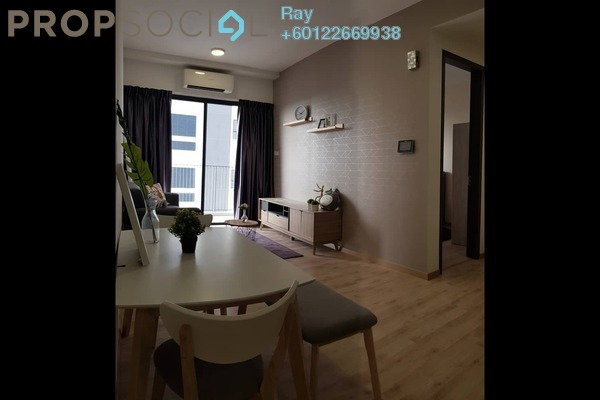 Serviced Residence For Sale in Emporis, Kota Damansara Freehold Fully Furnished 3R/2B 610k