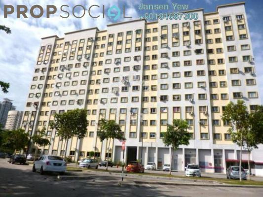 Apartment For Sale in Palm Court, Seri Tanjung Pinang Leasehold Unfurnished 3R/1B 220k