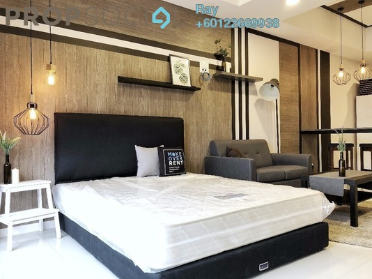 Serviced Residence For Sale in Icon City, Petaling Jaya Freehold Fully Furnished 1R/1B 420k
