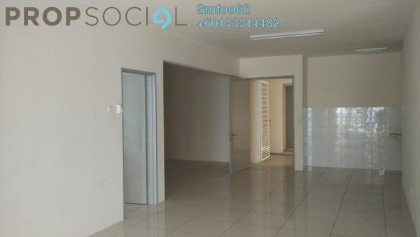 Condominium For Sale in Platinum Lake PV20, Setapak Freehold Semi Furnished 4R/2B 450k