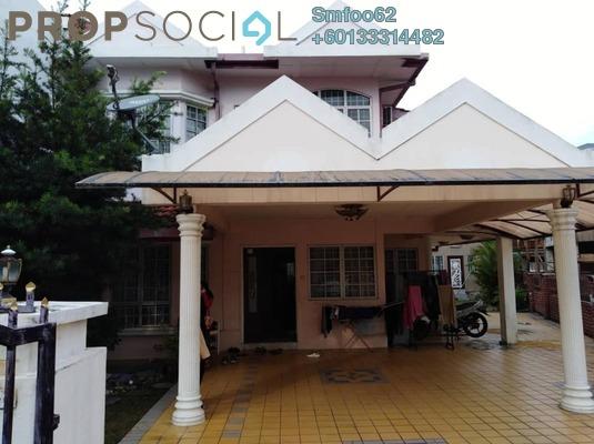 Terrace For Sale in Taman Melati, Setapak Freehold Semi Furnished 5R/3B 1.2m