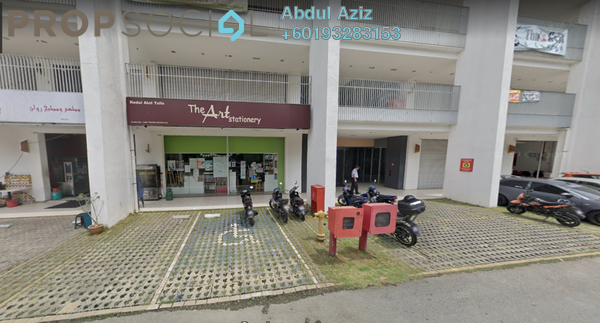 Office For Sale in Paragon, Cyberjaya Freehold Semi Furnished 0R/0B 1.55m