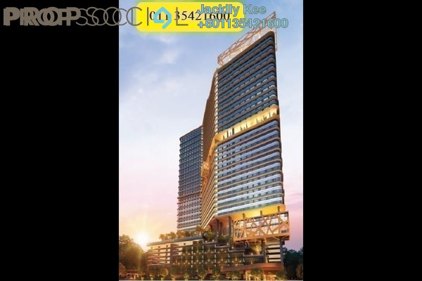 Condominium For Sale in Parc 3, Cheras Freehold Semi Furnished 2R/2B 649k
