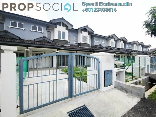 Terrace For Sale in Idaman Warisan, Alam Perdana Leasehold Unfurnished 4R/3B 445k