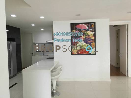 Serviced Residence For Rent in Gateway Kiaramas, Mont Kiara Freehold Fully Furnished 3R/3B 5.3k
