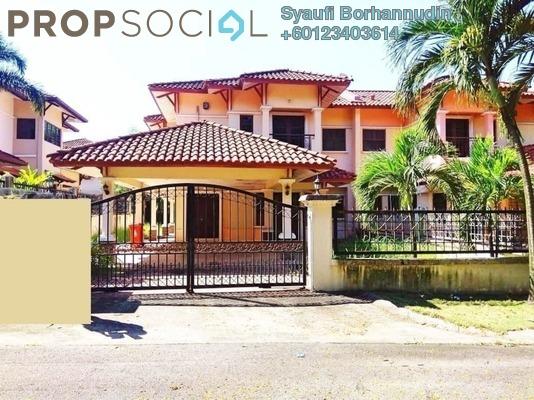 Semi-Detached For Sale in Mutiara Homes, Mutiara Damansara Freehold Semi Furnished 4R/4B 3.6m