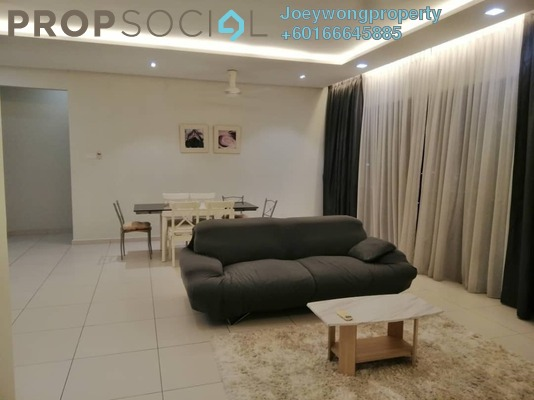 Condominium For Rent in Zefer Hill Residence, Bandar Puchong Jaya Freehold Fully Furnished 4R/3B 2.4k