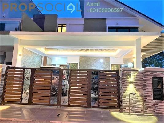 Semi-Detached For Sale in Cempaka Sari , Kota Seriemas Freehold Fully Furnished 4R/5B 1.2m