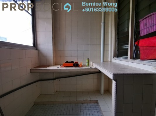 Apartment For Sale in 1C Pinang, Old Klang Road Freehold Semi Furnished 3R/2B 298k
