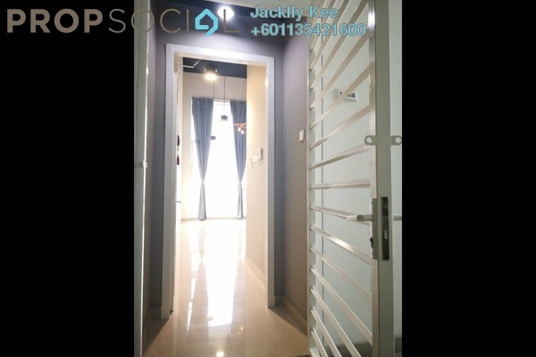 Duplex For Rent in The Scott Garden, Old Klang Road Freehold Semi Furnished 2R/2B 2.3k