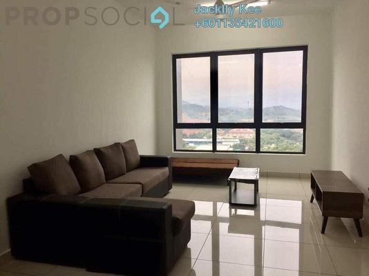 Condominium For Rent in Kiara Plaza, Semenyih Freehold Fully Furnished 3R/2B 1.1k