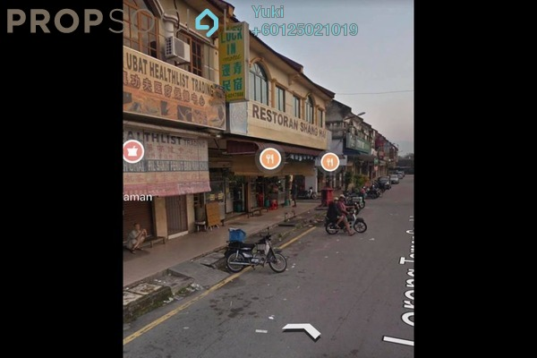 Shop For Sale in Taman Pertama, Ipoh Leasehold Unfurnished 2R/4B 698k