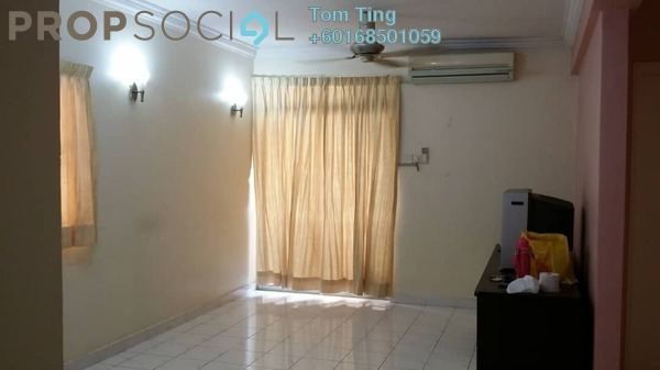 Condominium For Rent in D'Aman Crimson, Ara Damansara Freehold Semi Furnished 3R/2B 1.3k