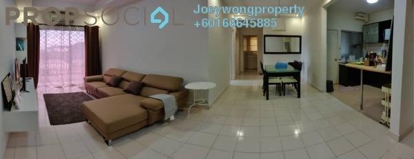 Condominium For Sale in Casa Puteri, Bandar Puteri Puchong Freehold Semi Furnished 3R/2B 435k