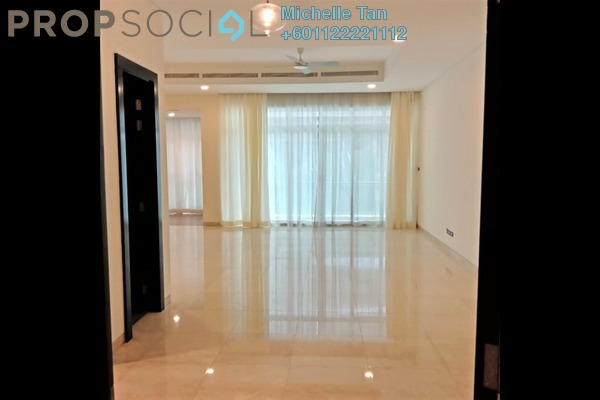Condominium For Rent in The Pearl, KLCC Freehold Semi Furnished 3R/3B 6k