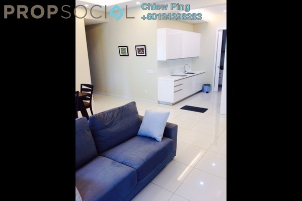 Condominium For Rent in The Light Collection I, The Light Freehold Fully Furnished 3R/3B 2.9k