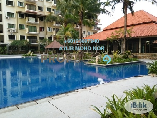 Condominium For Rent in Puri Aiyu, Shah Alam Freehold Unfurnished 3R/2B 1.3k
