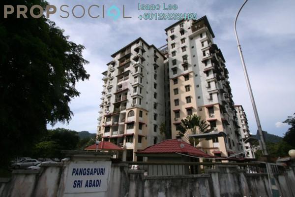 Condominium For Rent in Sri Abadi Apartment, Sungai Ara Freehold Semi Furnished 3R/2B 800translationmissing:en.pricing.unit