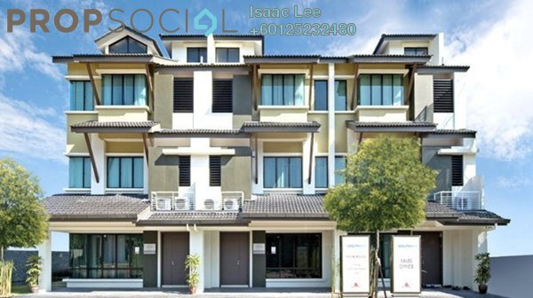Land For Rent in Residence @ Southbay, Batu Maung Freehold Semi Furnished 6R/6B 2.3k