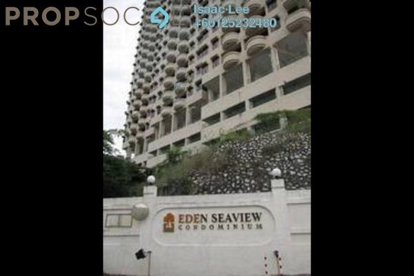 Condominium For Rent in Eden Seaview, Batu Ferringhi Freehold Fully Furnished 3R/2B 1.4k
