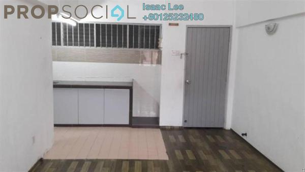Apartment For Sale in Desa Baiduri, Farlim Freehold Semi Furnished 3R/2B 175k