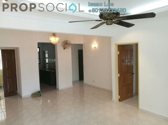 Apartment For Sale in Treasure Ville, Farlim Freehold Semi Furnished 3R/2B 328k