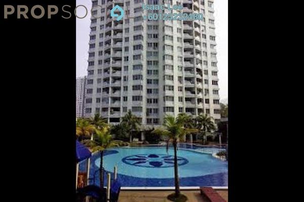 Condominium For Rent in U-Garden, Gelugor Freehold Semi Furnished 3R/2B 1.5k