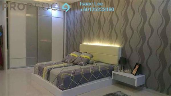 Terrace For Sale in Taman Festival, Pulau Tikus Freehold Semi Furnished 5R/4B 1.35m