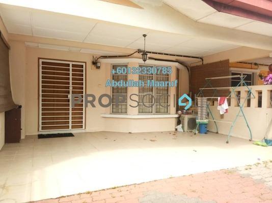 Terrace For Rent in Taman Seri Minang, Cheras South Freehold Semi Furnished 4R/3B 1.4k
