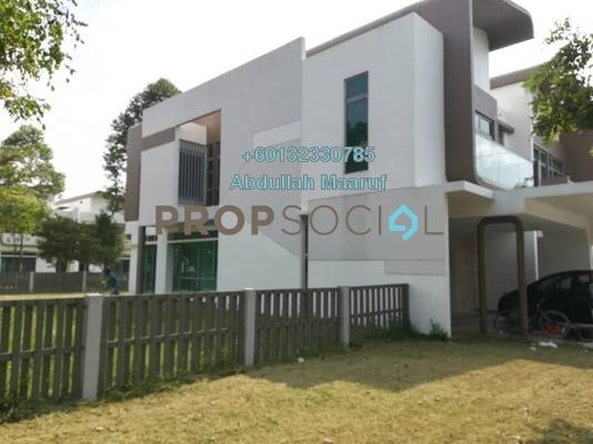 Superlink For Sale in Setia Eco Glades, Cyberjaya Freehold Unfurnished 4R/4B 1.6m