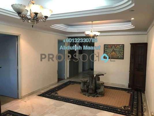 Condominium For Rent in La Villas Condominium, Setapak Freehold Fully Furnished 3R/2B 1.3k