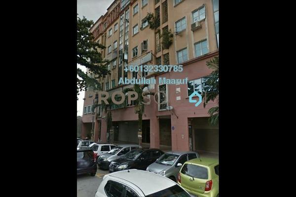 Office For Rent in Diamond Square, Setapak Freehold Unfurnished 3R/1B 900translationmissing:en.pricing.unit