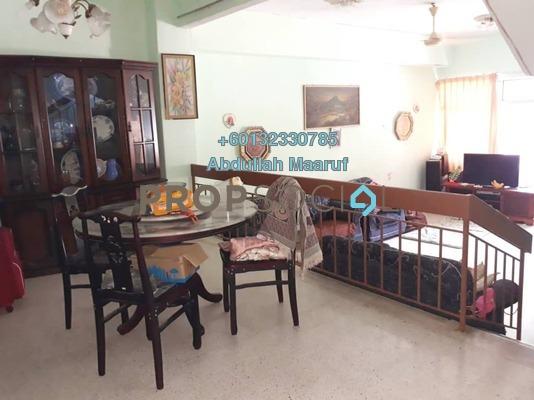Terrace For Sale in Taman Mudun, Batu 9 Cheras Freehold Semi Furnished 4R/3B 495k
