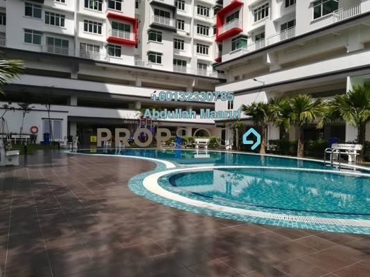 Condominium For Rent in Ehsan Residence, Putra Nilai Freehold Semi Furnished 3R/2B 1.5k