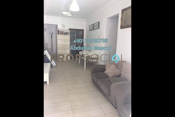 Apartment For Rent in Casmaria Apartment, Batu Caves Freehold Fully Furnished 3R/2B 1.4k