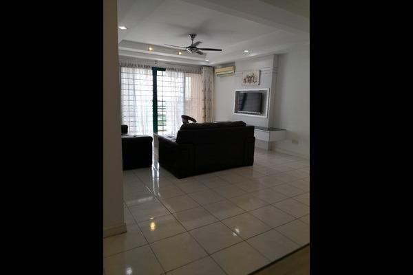 Condominium For Rent in Straits View Condominium, Bandar Baru Permas Jaya Freehold Fully Furnished 3R/2B 3k