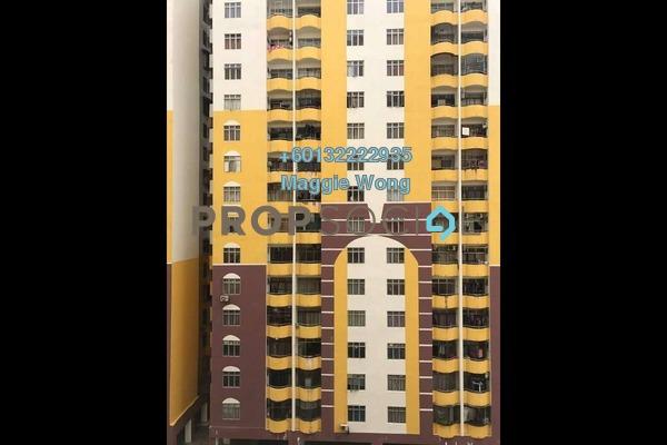 Apartment For Sale in Lagoon Perdana, Bandar Sunway Freehold Unfurnished 3R/2B 200k