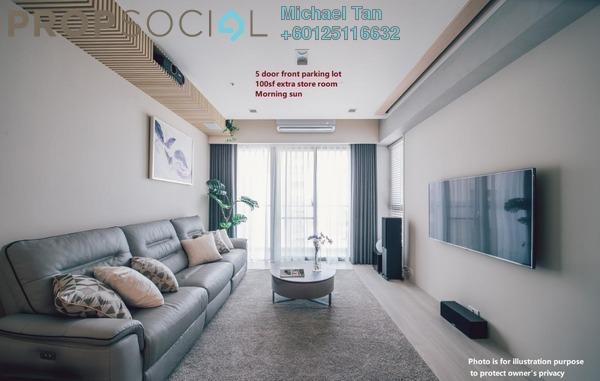 Condominium For Rent in Laman Baiduri, Subang Jaya Freehold Semi Furnished 3R/3B 3k