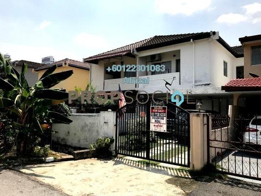 Terrace For Sale in Damansara Uptown, Damansara Utama Freehold Semi Furnished 4R/3B 1.18m