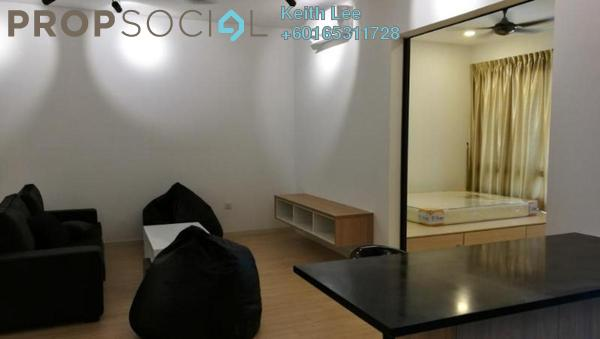Condominium For Rent in You One, UEP Subang Jaya Freehold Fully Furnished 1R/1B 2.5k