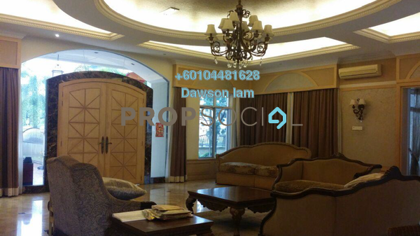 Bungalow For Sale in Bukit Tiara, Cheras Freehold Fully Furnished 8R/9B 14.5m
