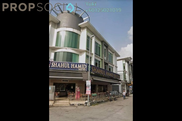 Shop For Sale in Taman Silibin Ria, Ipoh Leasehold Unfurnished 0R/6B 2.98m