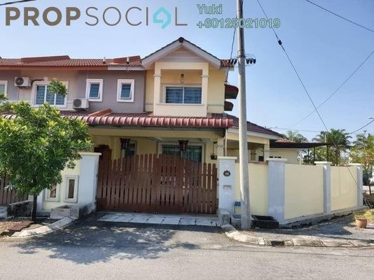 Terrace For Sale in Bandar Seri Botani, Ipoh Freehold Unfurnished 4R/3B 458k