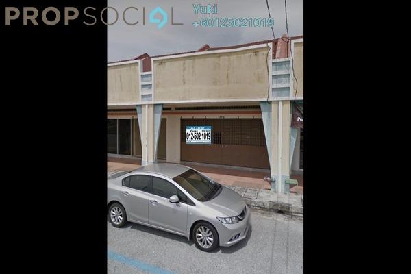 Shop For Sale in Bandar Seri Botani, Ipoh Freehold Unfurnished 0R/2B 228k