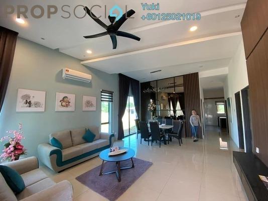 Semi-Detached For Sale in Bandar Pulai Jaya, Simpang Pulai Freehold Unfurnished 4R/3B 527k